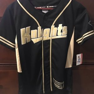UCF Knights kids colosseum jersey